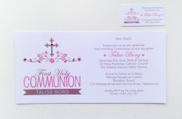 Talise's Communion