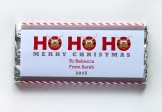 Personalised Chocolate Bars – Ho Ho Ho