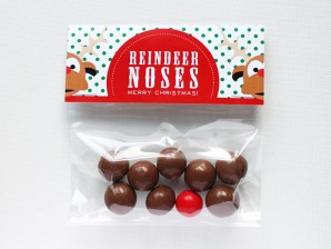 Reindeer Noses – Spotty