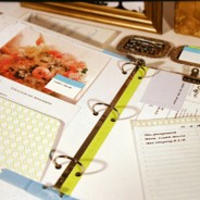3 helpful hints when organising your wedding stationery