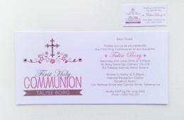 Talise's Communion